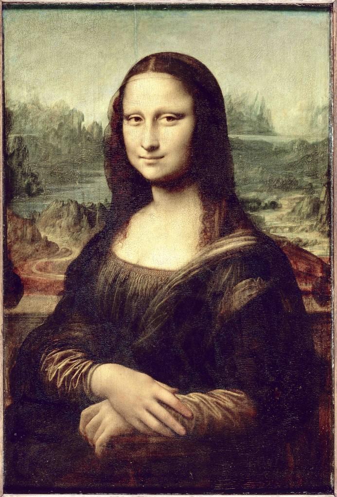 LA GIOCONDA      Parigi, Louvre, 1515